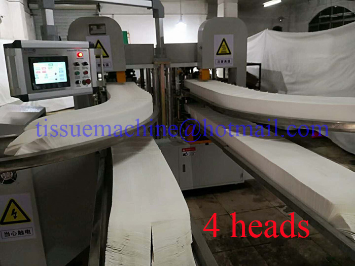 high speed napkin paper machine manufacturer