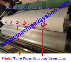 Printing JRT Jumbo Tissue Nonwoven Industrial Hand Paper Towel Maxi Roll Machine