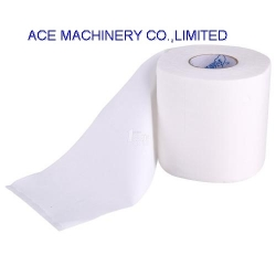 High Quality Toilet Paper Bathroom Hygienic Tissue Roll Made in China